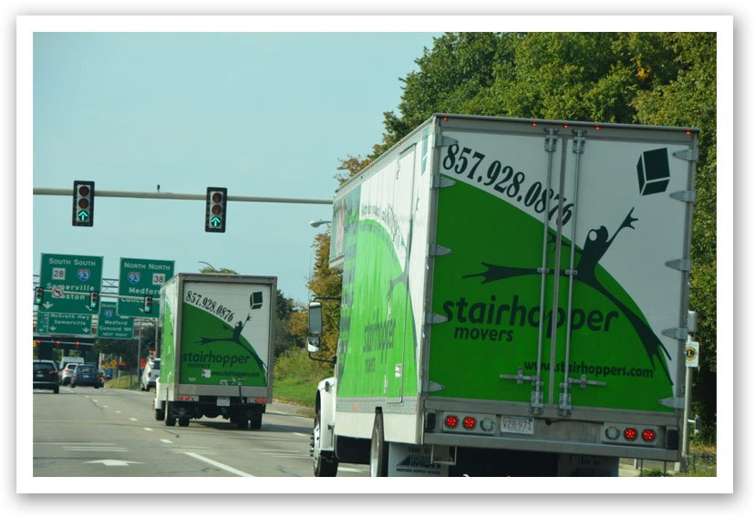 Commercial Moving Company Boston