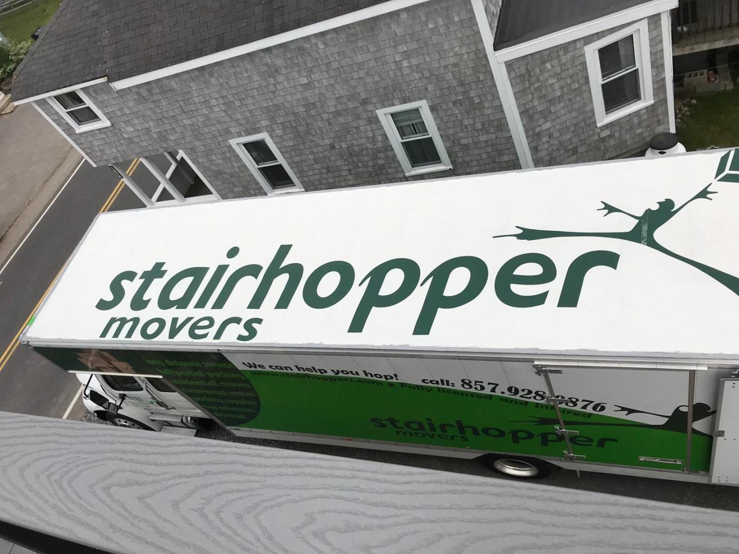 Moving to Rowley? | Rowley movers