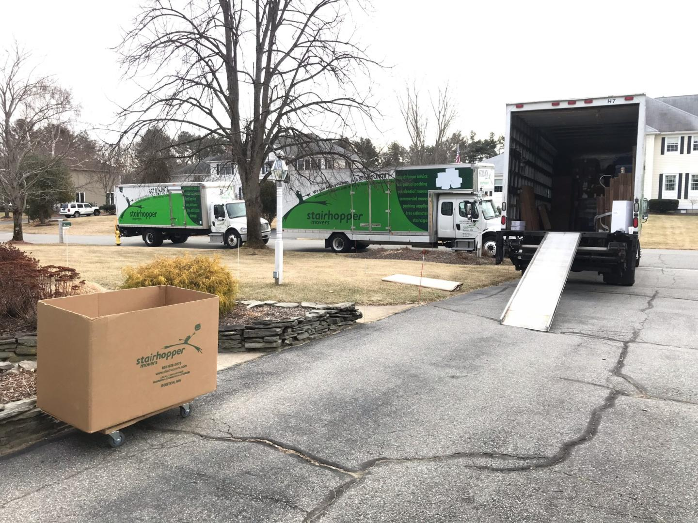 Moving cheap and safe in Boston | Boston movers