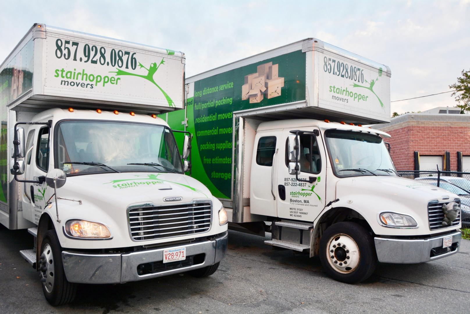 Moving company in Lynnfield MA