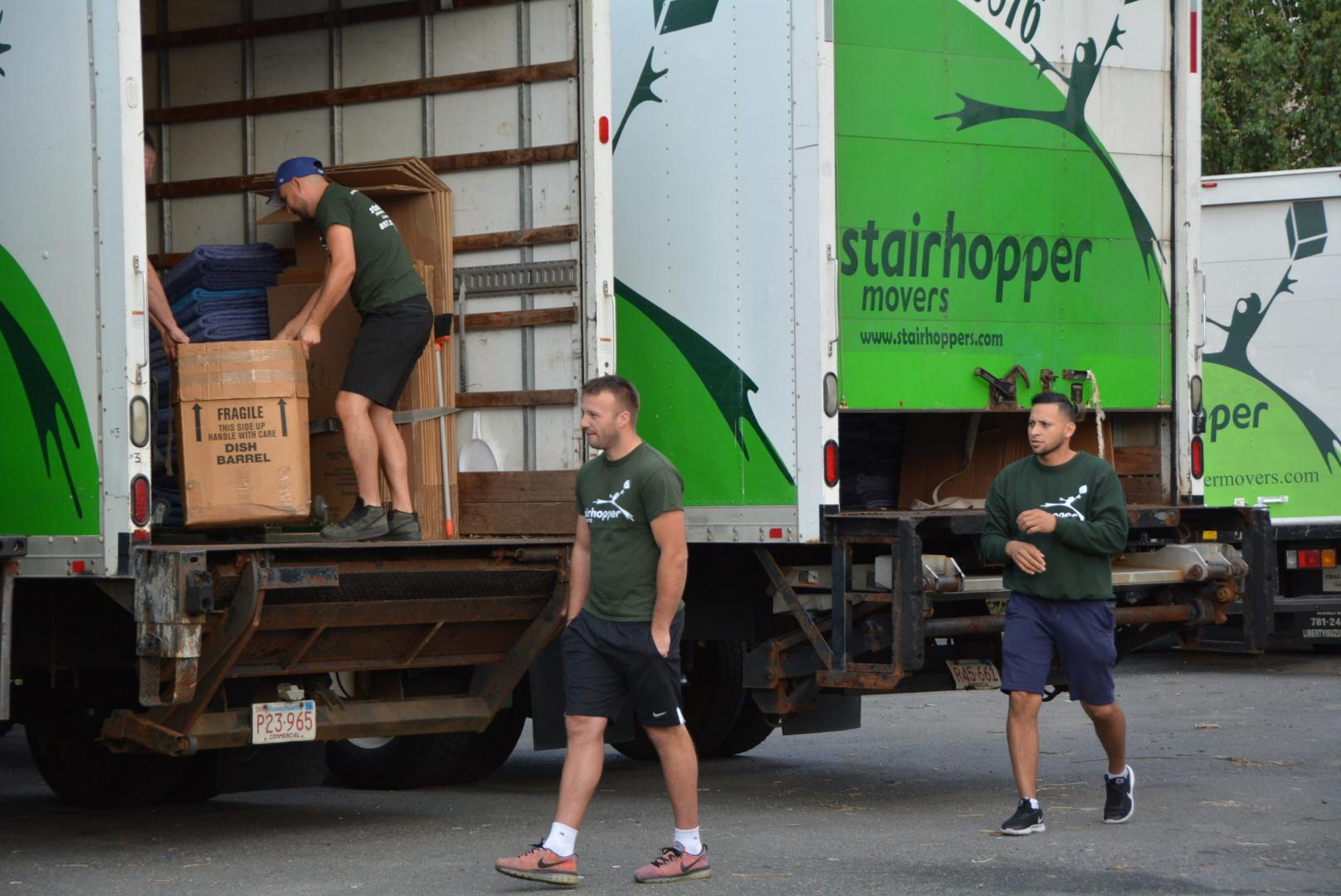 Moving to Topsfield? | Topsfield movers