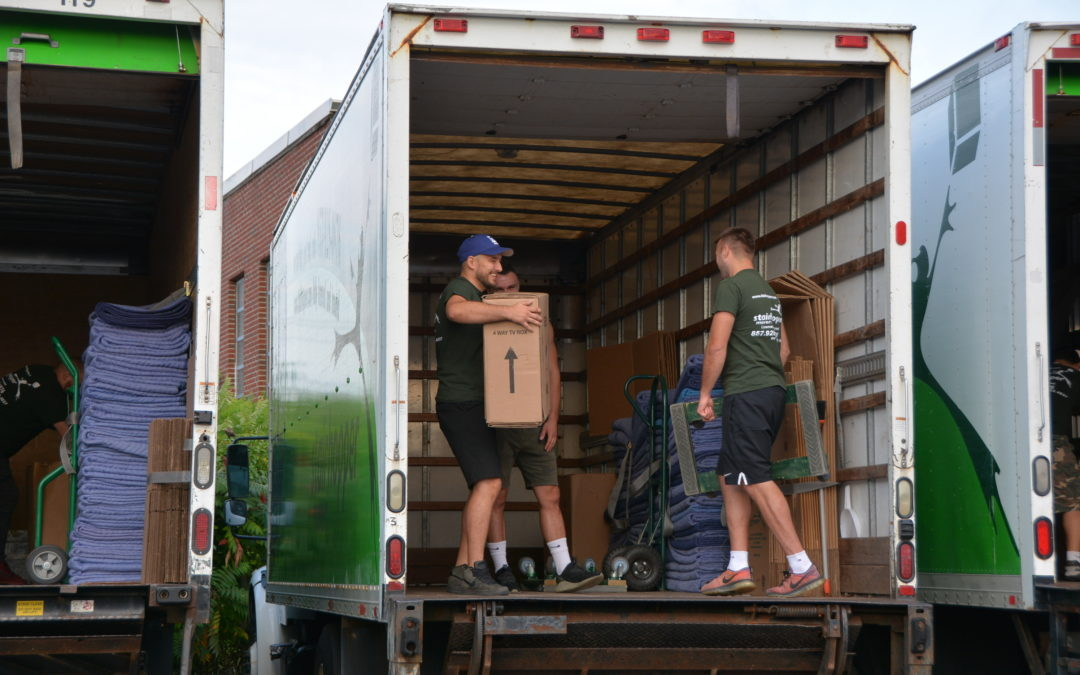 Movers in Salisbury MA