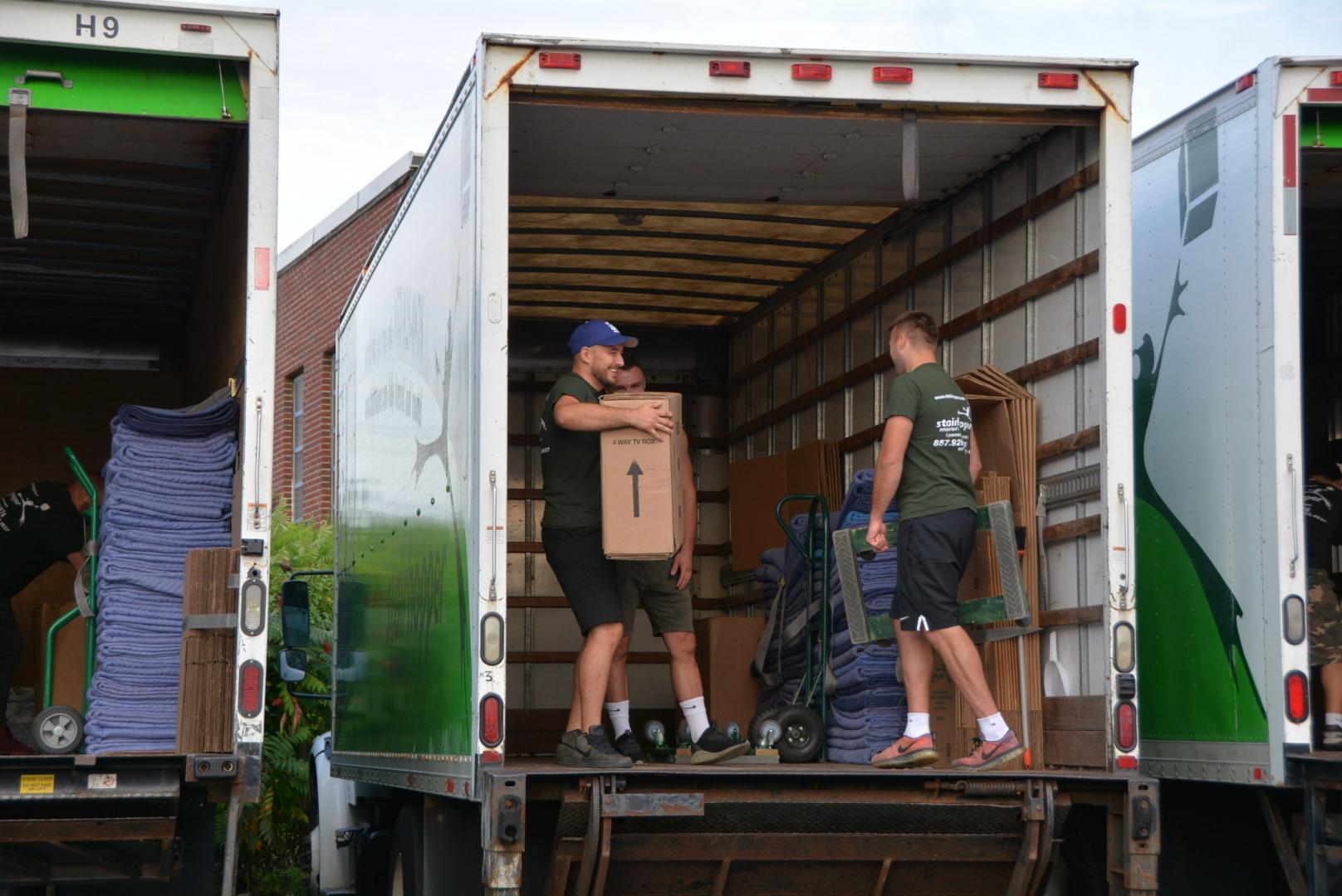 Moving to Salisbury? | Salisbury movers