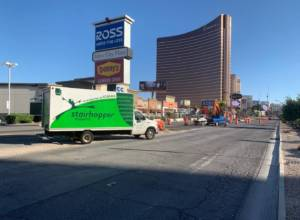 Movers and Moving Company Moving from Boston to Las Vegas Nevada