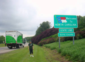 Movers and Moving Company Moving from Boston to North Carolina NC
