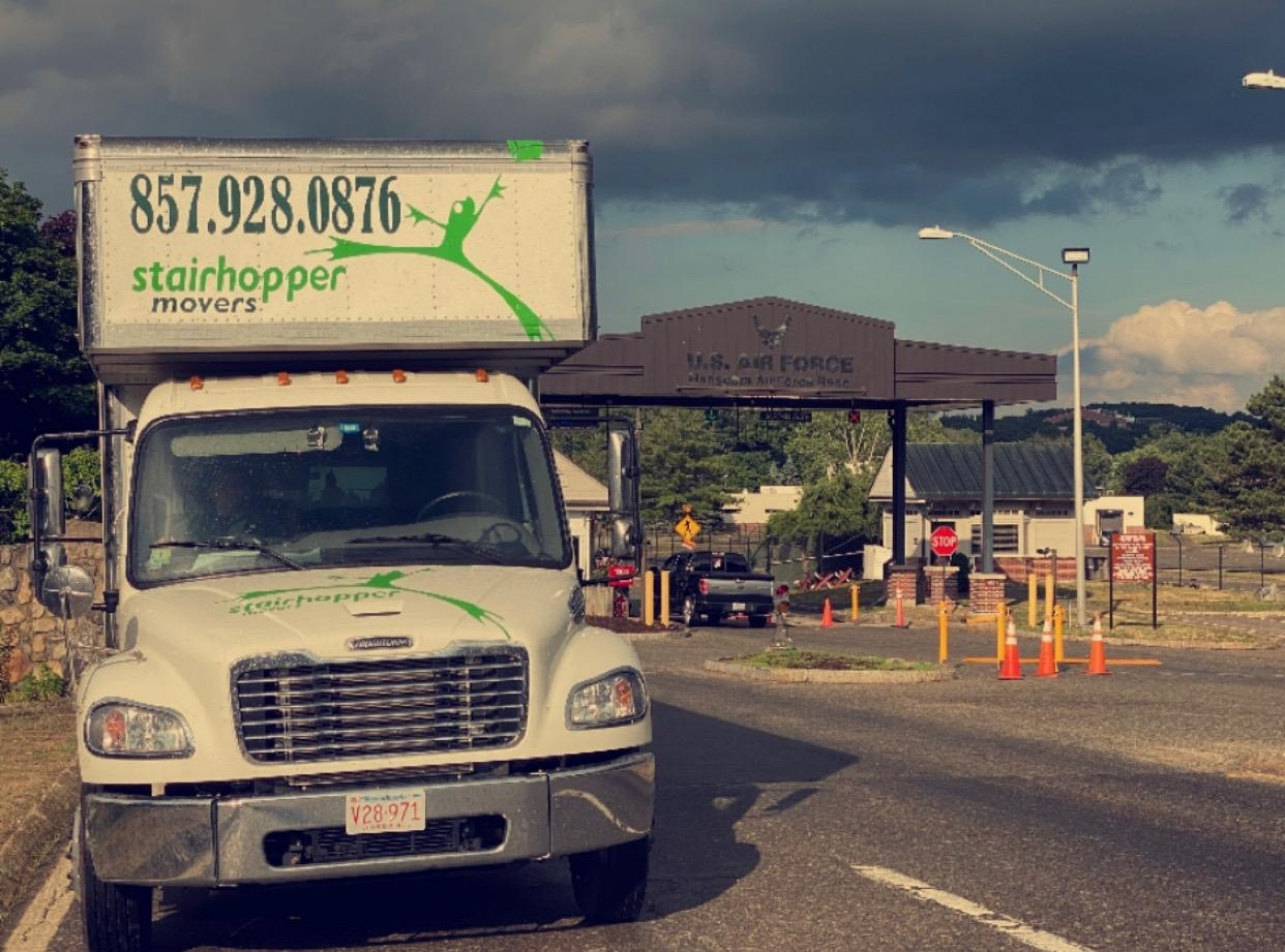 MOVERS IN GEORGETOWN | STAIRHOPPER MOVERS