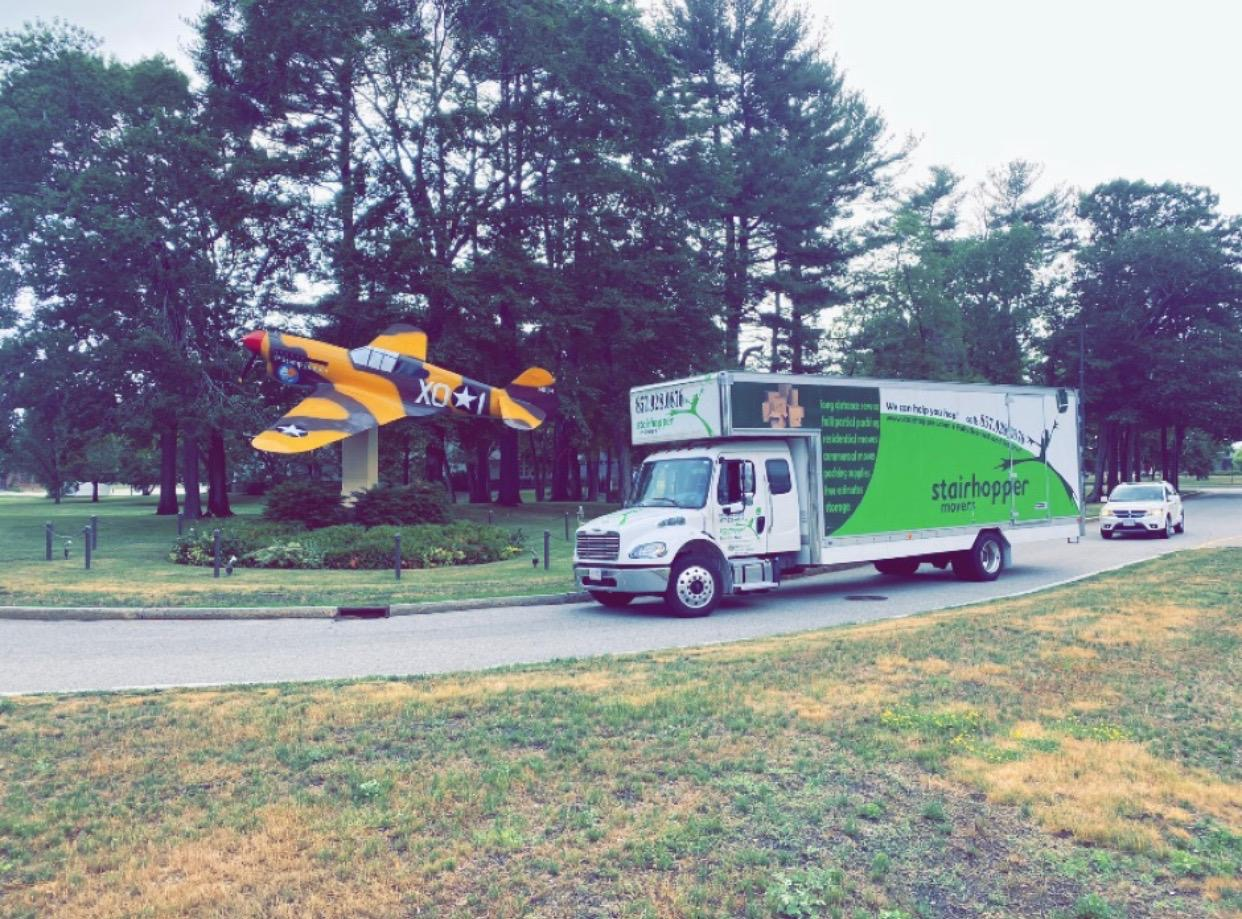 MOVERS IN BOXFORD | STAIRHOPPER MOVERS
