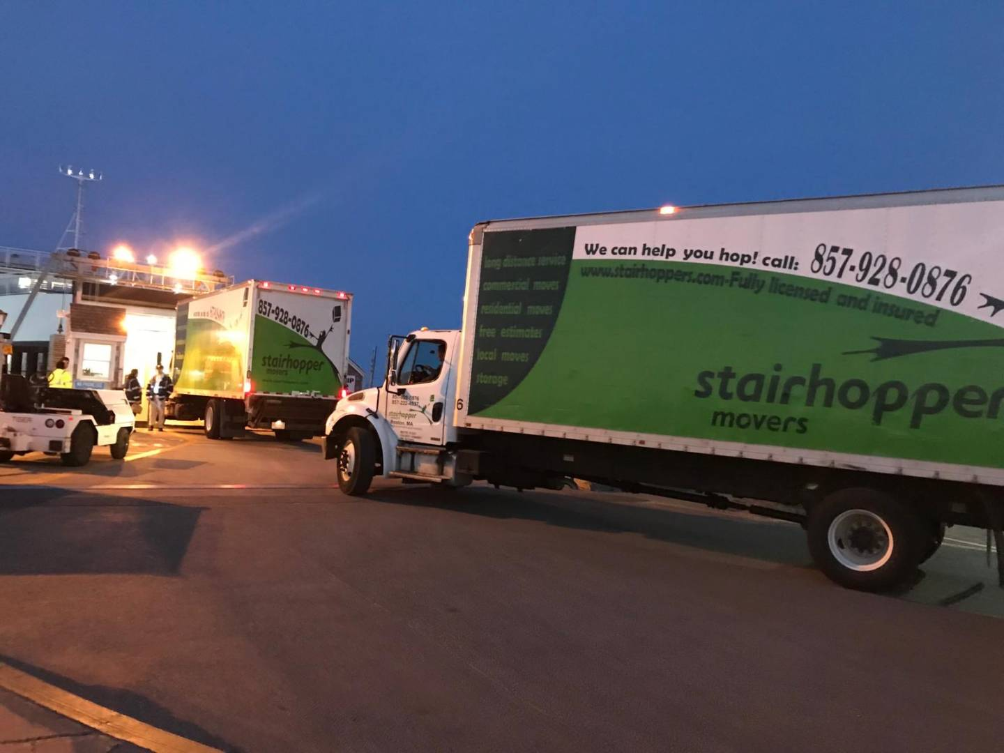 MOVERS IN GLOUCESTER | STAIRHOPPER MOVERS