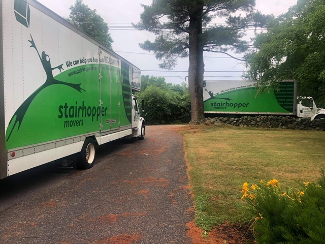 MOVERS IN NEWBURY | STAIRHOPPER MOVERS